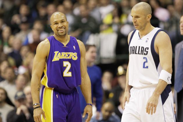 Derek Fisher or Jason Kidd: Who Has Tougher New York Coaching Job Next Season?