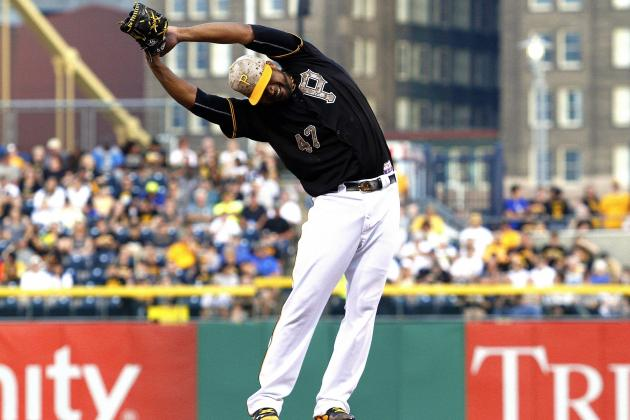 Francisco Liriano Injury: Updates on Pirates SP's Side and Return