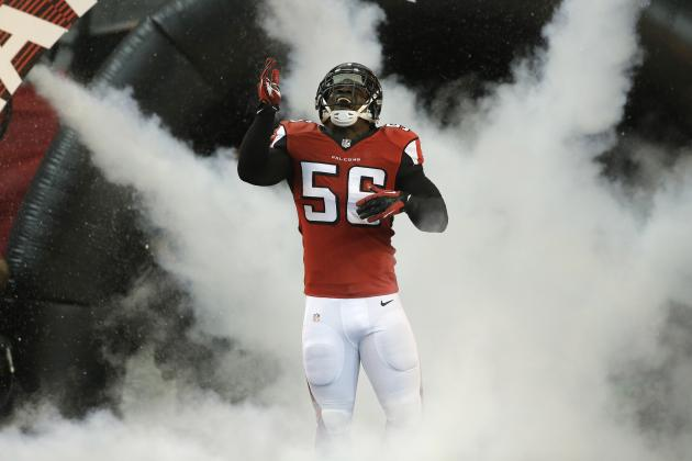 How Will Loss of Sean Weatherspoon Affect Falcons Defense in 2014?