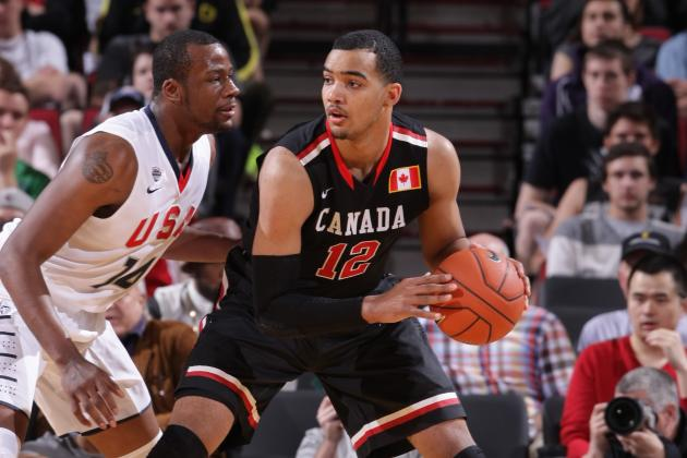 Kentucky Basketball: How Will Trey Lyles Compare to Julius Randle as a Freshman?