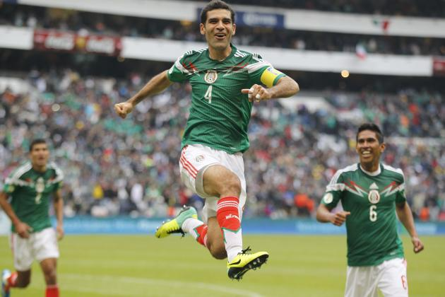 Charting Mexico's Weird Path to the 2014 World Cup in Brazil