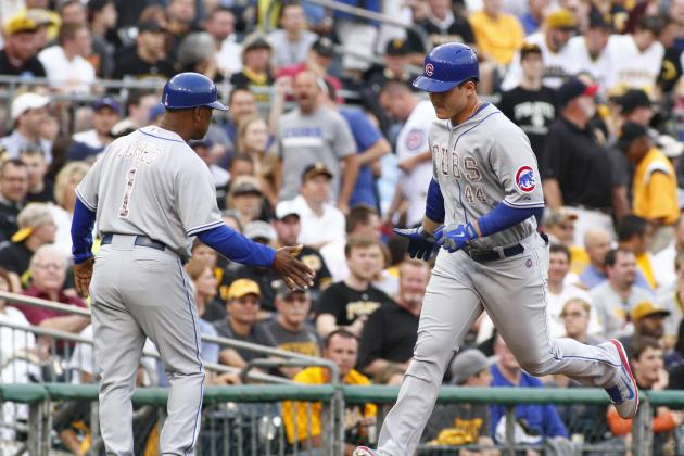 Rizzo's Big Game Leads Cubs over Pirates