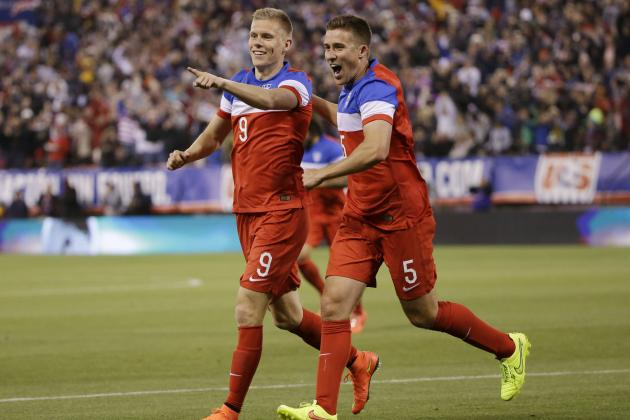 Analyzing the Potential World Cup Impact of the Reserve USMNT Forwards