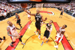 Kawhi, Spurs Steamroll Heat in Game 3