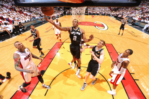 Spurs vs. Heat: Game 3 Score and Twitter Reaction from 2014 NBA Finals