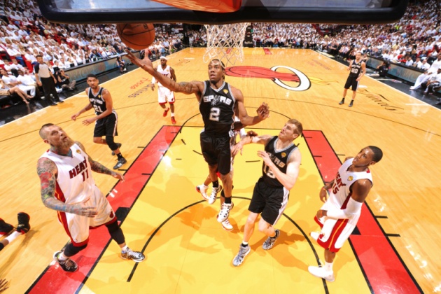 Spurs vs. Heat Game 3: Live Score, Highlights and Reaction