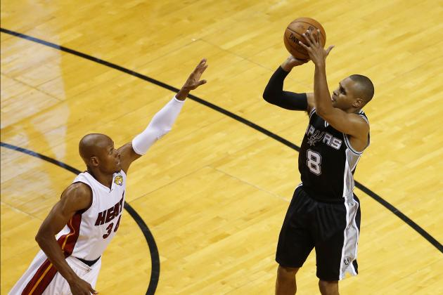 San Antonio Spurs vs. Miami Heat: Game 3 Grades and Analysis