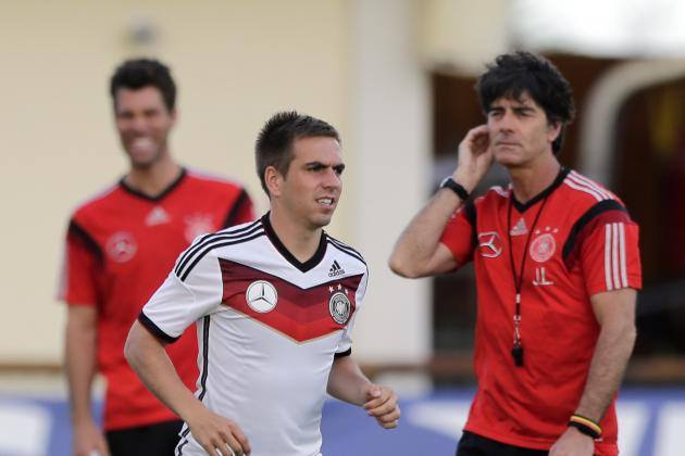 What Are Germany's Best Options in Midfield at the World Cup in Brazil?