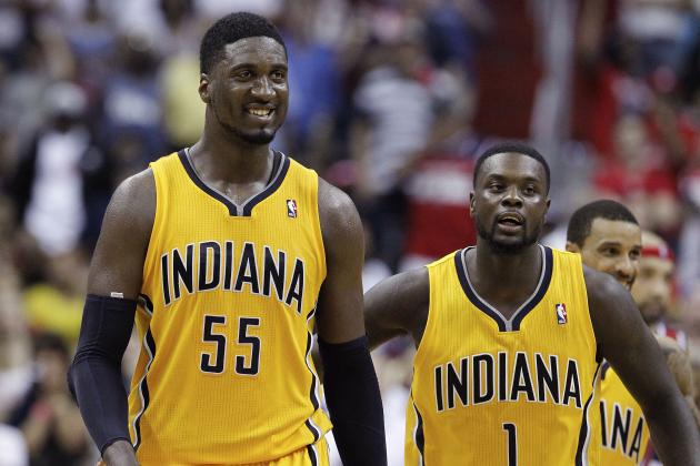 Why Indiana Pacers Must Continue Building with Roy Hibbert and Lance Stephenson