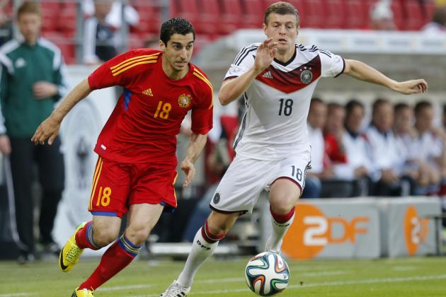 Manchester United Transfer News: Toni Kroos Phone Call Fails for Louis Van Gaal