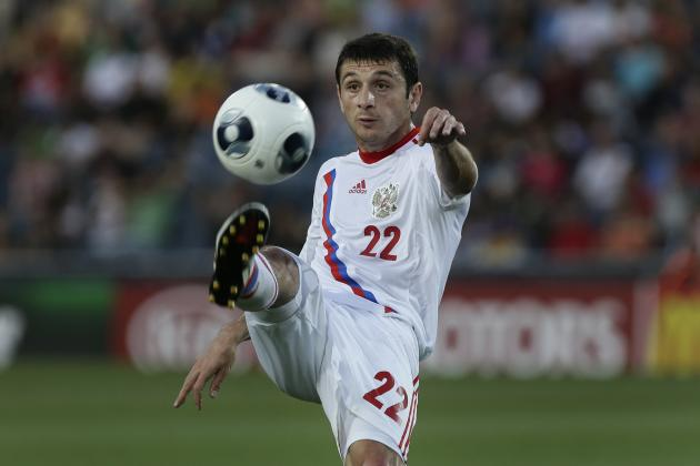 Why Alan Dzagoev Is Under Most Pressure for Russia at the World Cup