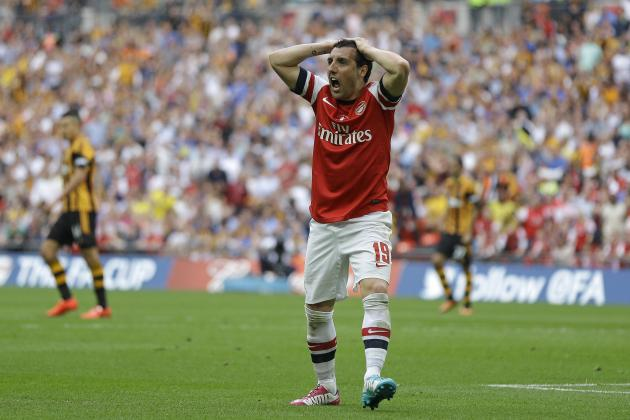 Arsenal Transfer News: Santi Cazorla Eyed by Atletico, Latest on Alvaro Morata
