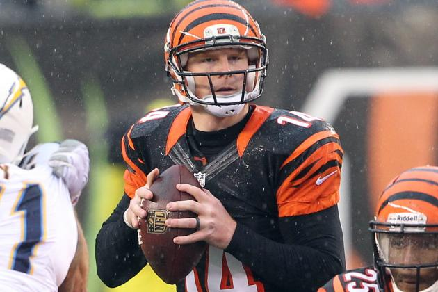 Bengals' Dalton Covets Kaepernick-Like Deal
