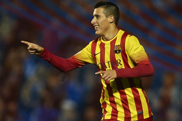 Liverpool Transfer News: Cristian Tello Eyed by Everton, Reds Plan Mass Exodus