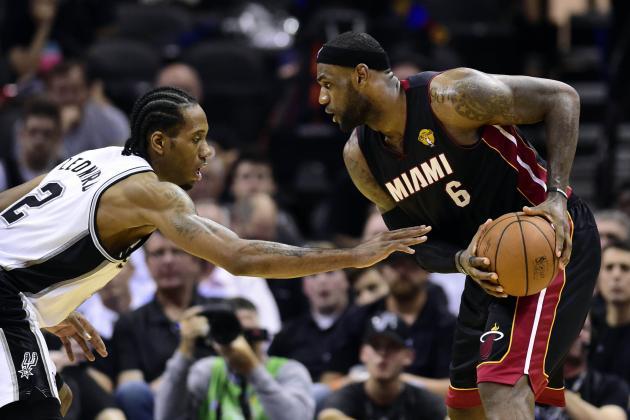San Antonio Spurs vs. Miami Heat: 2014 NBA Finals Game 4 Preview, Predictions