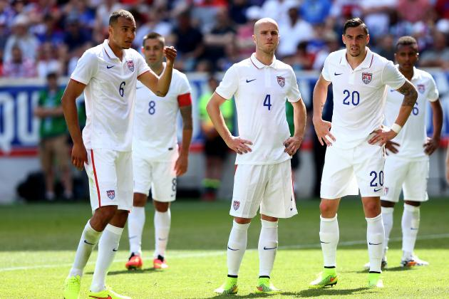 Why USA's 4-4-2 Diamond Formation Will Be Successful at the World Cup