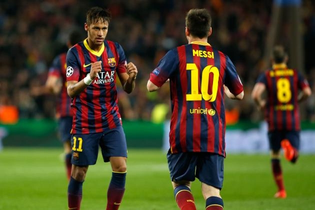 Lionel Messi Wants Neymar Showdown in Argentina vs. Brazil World Cup Final