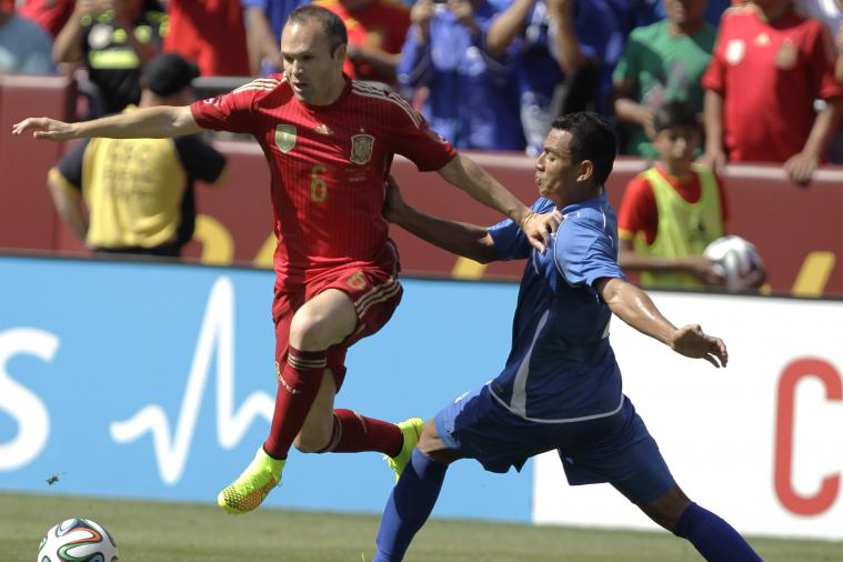 Spain's Key Weapon and Achilles' Heel at 2014 World Cup