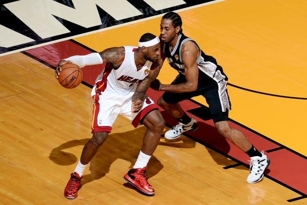 NBA Finals Schedule 2014: Heat vs. Spurs Game 4 Odds, TV and Live Stream Info