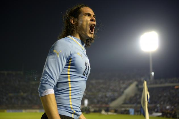 Manchester United Transfer News: Edinson Cavani Bid Reported, Jordi Alba Blow