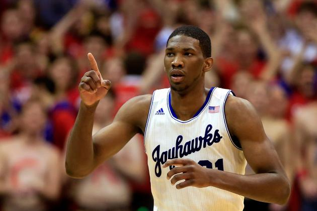Report: Joel Embiid the 'Front-Runner' for No. 1 Pick in 2014 NBA Draft