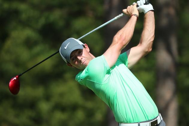 US Open Golf 2014: Easy-to-View Mobile Updates for Day 1 Leaderboard