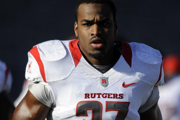 Giants to Work out Rutgers Linebacker Jamal Merrell
