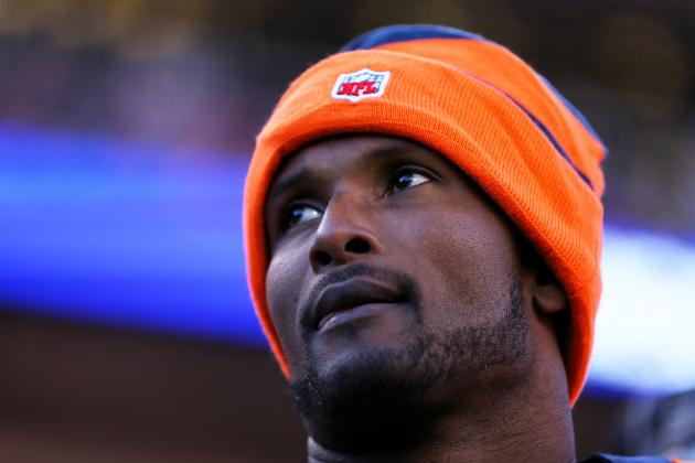 Champ Bailey Comments on Controversial Redskins Name