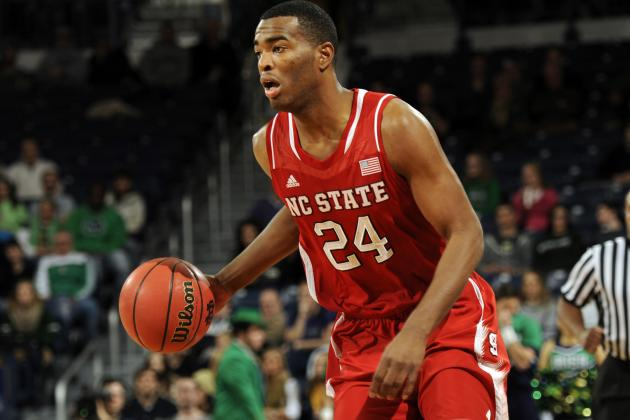 T.J. Warren NBA Draft 2014: Highlights, Scouting Report for Phoenix Suns Rookie