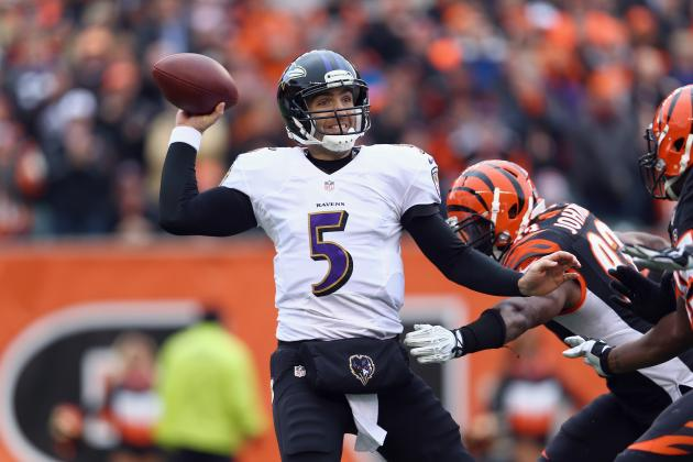 Ravens Praising Joe Flacco's Work Ethic