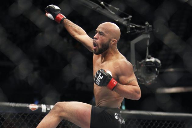 UFC 174: Johnson vs. Bagautinov Fight Card, TV Info, Predictions and More