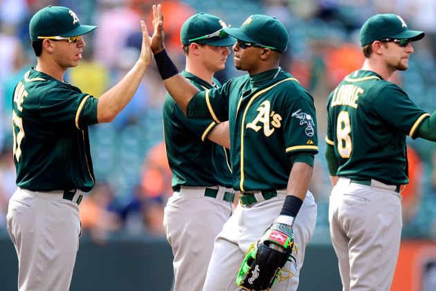 Scott Miller's Starting 9: Introducing the Oakland A's as MLB's Best Team