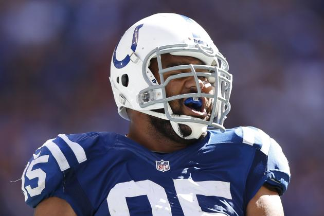Report: Colts Place DE Fili Moala on IR with Torn ACL
