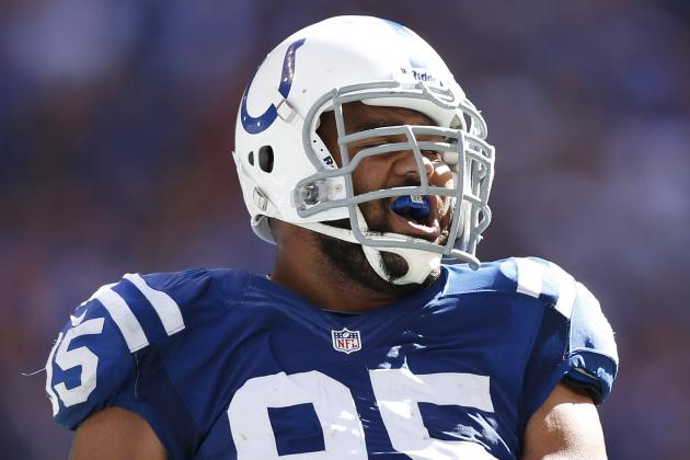 Colts Sign DE Gannon Conway; DE Fili Moala to IR