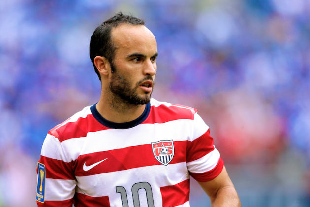 Landon Donovan Joins ESPN as Analyst for 2014 World Cup