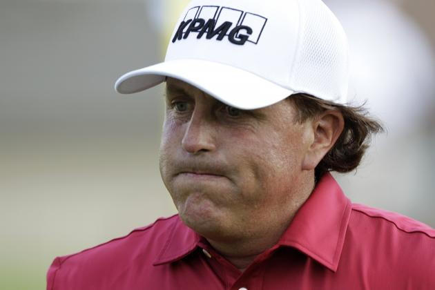 Tough Time for Phil Mickelson to Be on Center Stage at 2014 US Open