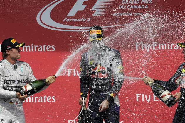 F1 Data Analysis: How Nico Rosberg Needed Force India for Canadian GP Miracle