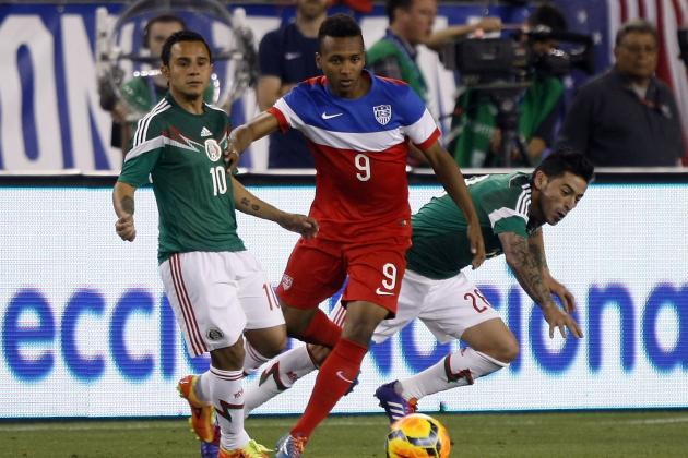 Why Julian Green Must Be Handed a World Cup Starting Spot for USA Against Ghana