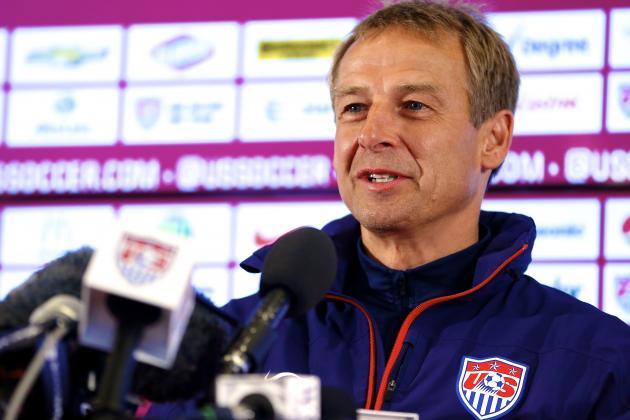 Jurgen Klinsmann Comments on USA's Chances of Winning 2014 World Cup