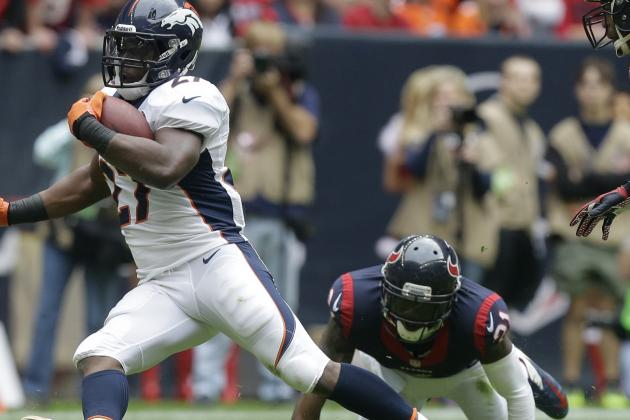 Broncos to Host Texans for Joint Practices