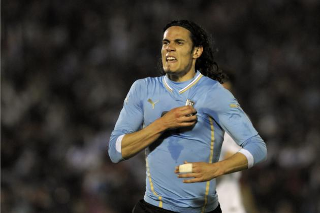 Manchester Utd Transfer News: Edinson Cavani Makes Little Sense for Red Devils