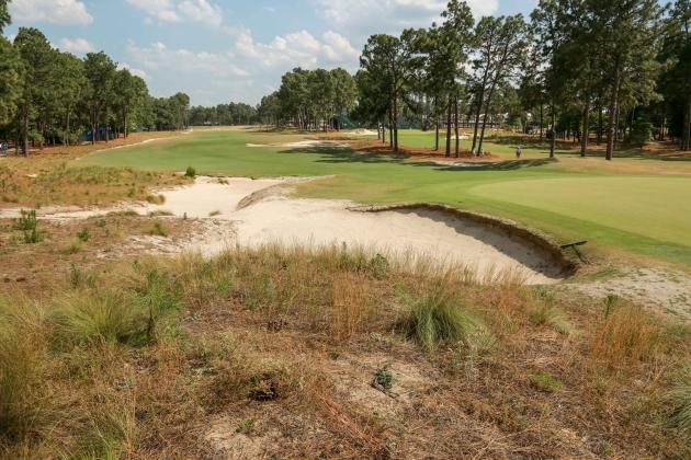 Pinehurst's Setup Ushers in New Era for U.S. Open