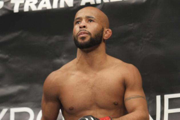 Demetrious Johnson Casts Eye Toward Future, Still Has Things to Prove at 125