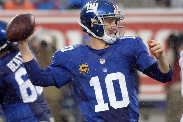 Eli 'Re-Energized' by Learning New Offense
