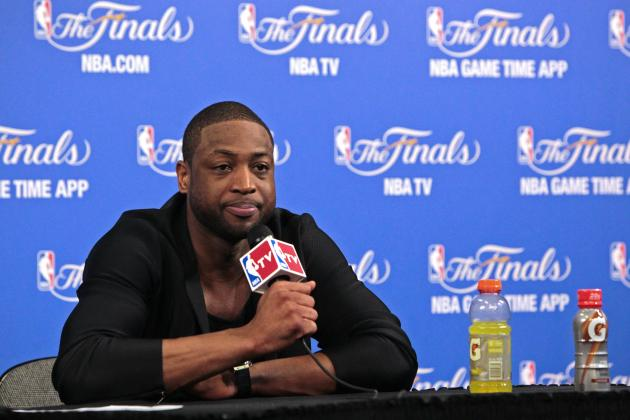How Dwyane Wade's Hustle Is Hurting the Miami Heat Defense