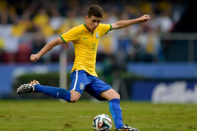 Brazil's Key Weapon and Achilles' Heel at 2014 World Cup