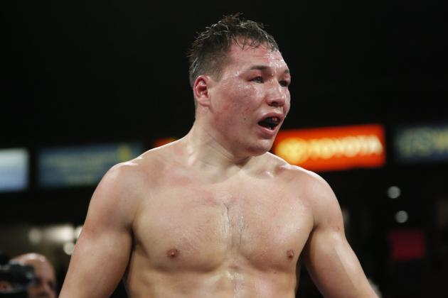 Ruslan Provodnikov vs. Chris Algieri: Fight Time, Date, TV Info and More