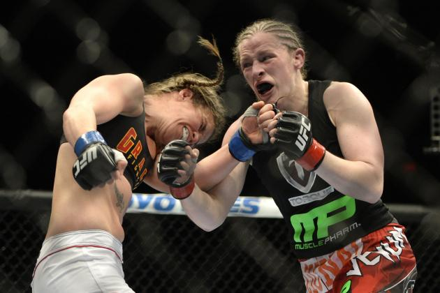 First Ever Women's Strawweight Bout Announced for UFC FN 45