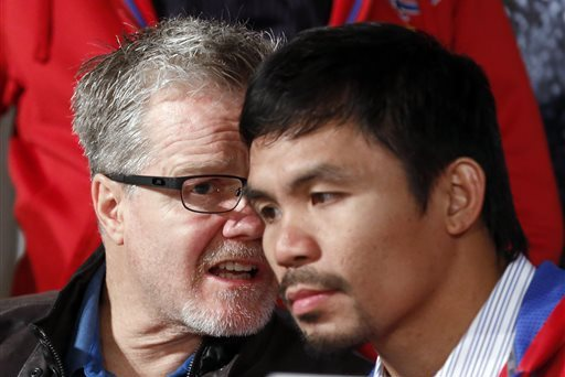 Freddie Roach Stirs the Marquez-Pacquiao Pot Again, but Does He Have a Point?