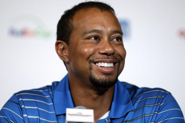 Tiger Woods Injury Update: Latest Reports Before 2014 US Open